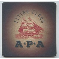Подставка под пиво APA Flying Cloud /Чехия/._1