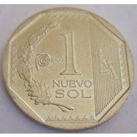 Перу 1 новый соль 2013 год