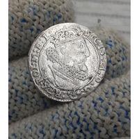 Монета 6 Грошей 1625 Сигизмунд 3 С 1 рубля без МЦ