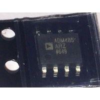 ADM485ARZ. 5-вольтовый малопотребляющий приемопередатчик маломощный RS-485. Интерфейс RS-485-RS-422. ADM485