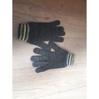 Аккуратные перчатки на раннюю зиму
