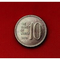 50-26 Южная Корея, 10 вон 1979 г.
