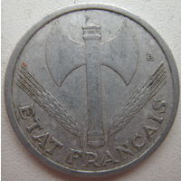Франция 1 франк 1944 г. (g)