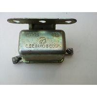 Реле звукового сигнала РС508 (зуммер) двухканатное из СССР