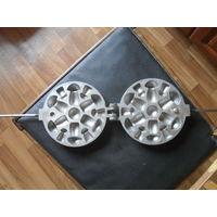 Советская форма для выпечки грибочков.