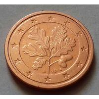 2 евроцента, Германия 2004 A, AU