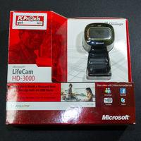 Веб-камера Microsoft HD-3000. Новое