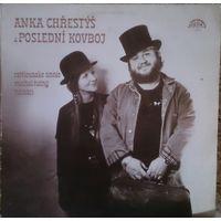Anka Chrestys and Posledni kovboj, LP