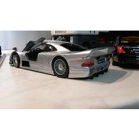 Mercedes-Benz CLK GTR (maisto)
