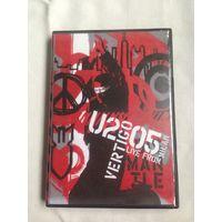 РАСПРОДАЖА DVD! U2 - VERTIGO 2005