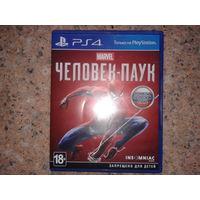 Игра Marvel Человек-паук для PlayStation 4