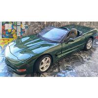Chevrolet Corvette CS 1997. Burago.