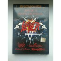 "DVD Slayer ""The Unholy Alliance"" (IFPI L330)"