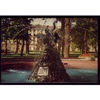 Минск Первый фонтан