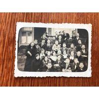 Фото ученики, скауты, Западная Беларусь до 1939