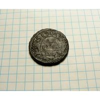 Деньга 1740 Реже встречается