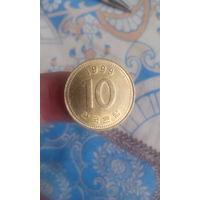 407# 10 вон 1999. корея