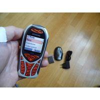 Раритетный сотовый телефон SIEMENS M55 (немецкой сборки)