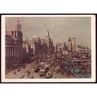 1952 год Китай Шанхай