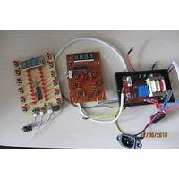 2 Платы с радиодеталями от мультиварки