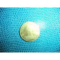 1 крона 1998 Эстония