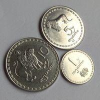 1  и 5 и 10 тетри Грузия