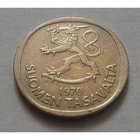 1 марка, Финляндия 1970 г., S