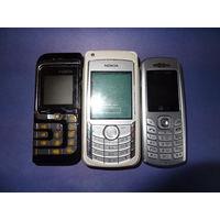 Три телефона одним лотом