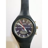Часы Charles Delon Japan 2772 с секундомером и календарём