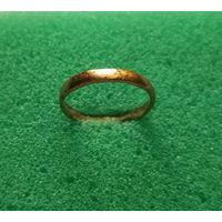 Обручальное кольцо 16мм. XIX-ХХв., лот ок-3