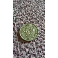 Австралия 1 шиллинг 1952 г