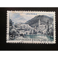 Франция 1954 базилика