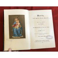 Maria 1903 год кожаный корешок тиснение 720 страниц