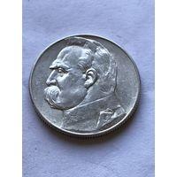 5 злотых 1936 - c  1 рубля
