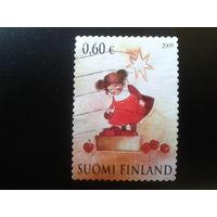 Финляндия 2009 Рождество
