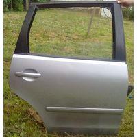 VW Polo-4 дверь задняя