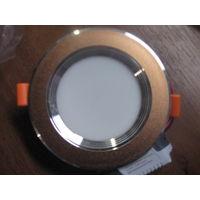 Светильник светодиодный GR - 9 w, 3 шт. одним лотом