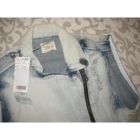 НОВЫЙ Жакет джинсовка Mango, размер S