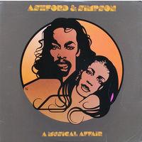 Ashford & Simpson, A Musical Affair, LP 1980