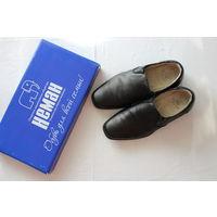 Туфли, размер 30, натуральная кожа