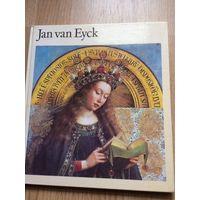 Ян Ван Эйк Jan van Eyck иллюстрированный альбом на немецком языке