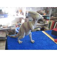 Динозавр какой-то 24х29 см.