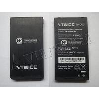 TWICE 3305 аккумулятор Li-ion 3,7В 2200мАч, реальная емкость!