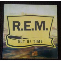 R.E.M. Out Of Time. LP, 1992