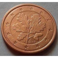 2 евроцента, Германия 2003 F