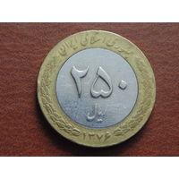 Иран 250 риалов.