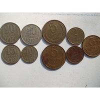 Монеты СССР-2