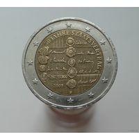 2 евро 2005 Австрия 50 лет подписанию договора о нейтралитете