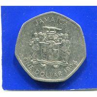 Ямайка 1 доллар 1994