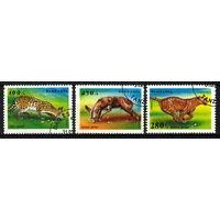 1995 Танзания. Животные